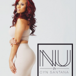 "The ""Love and Hip Hop"" star launched her own clothing line and aimed straight for the sky yesterday. NU by Cyn Santana debuted at New York Fashion Week."